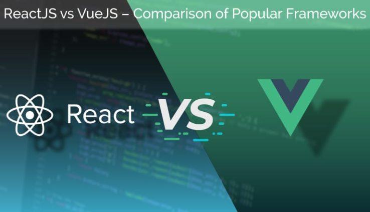 React vs Vue